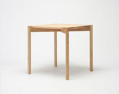 Castor Table 75 by Karimoku New Standard