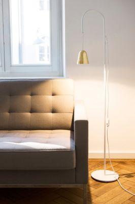 Chaplin Floor lamp by Formagenda