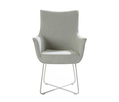 Chief dining chair by Label