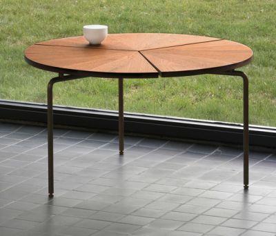 Circular Dining Table by BassamFellows