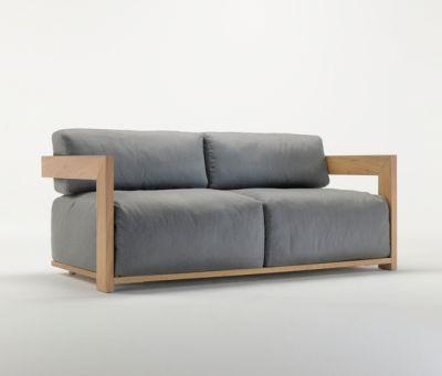 Claud Sofa by Meridiani