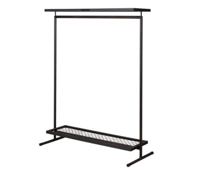CLOTHING RACK 2 MESH by Noodles Noodles & Noodles Corp.