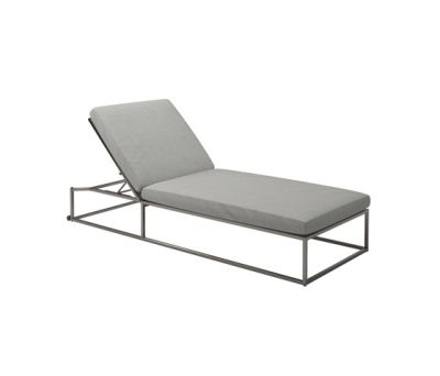 Cloud Lounger by Gloster Furniture