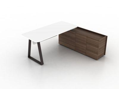 Coach Single office desk by Ergolain