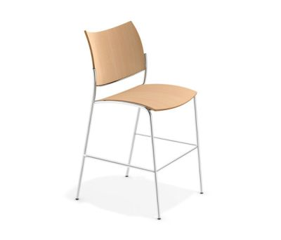 Cobra barstool 3278/06 by Casala
