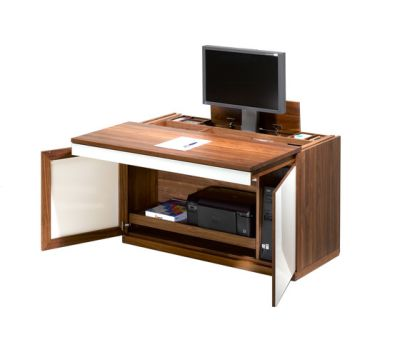 cubus writing desk by TEAM 7