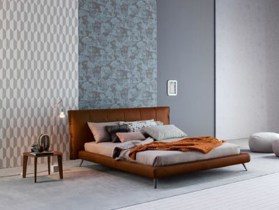 Cuff Bed by Bonaldo