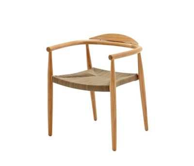 Dansk Stacking Chair by Gloster Furniture