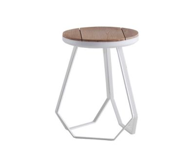 Daysign Stool Wood by Serax