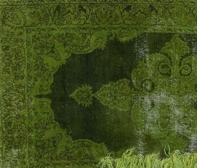 Decolorized Mohair green by GOLRAN 1898