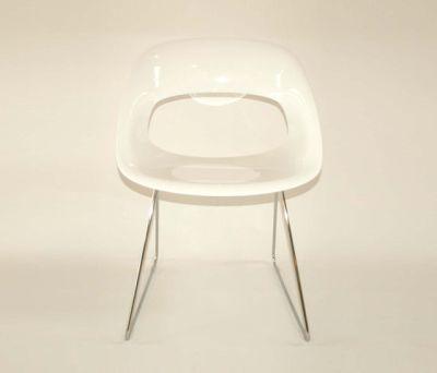 Diagonal Wire Chair by dutchglobe