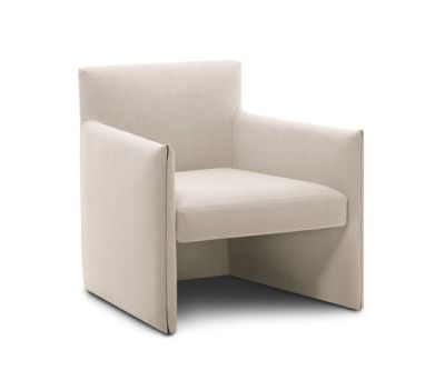DOUBLE 021 lounge chair by Roda