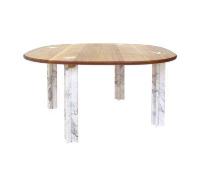 Egsu Dining Table by PELLE