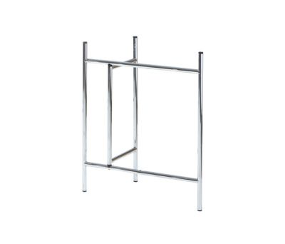 Eiermann 3 Table Trestle by Lampert