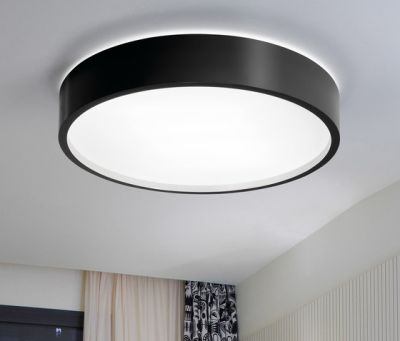 Elea 85 ceiling light by BOVER