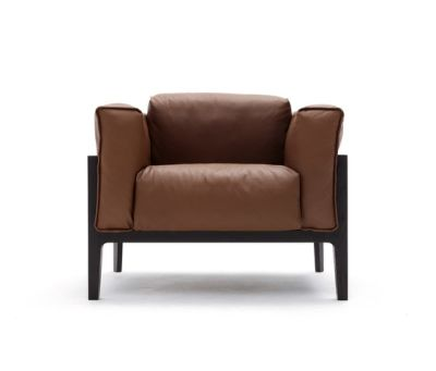 Elm armchair by COR