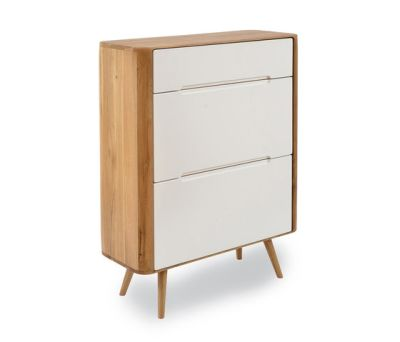 Ena shoe cabinet by Gazzda
