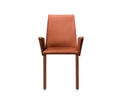 Evia P armchair by Frag
