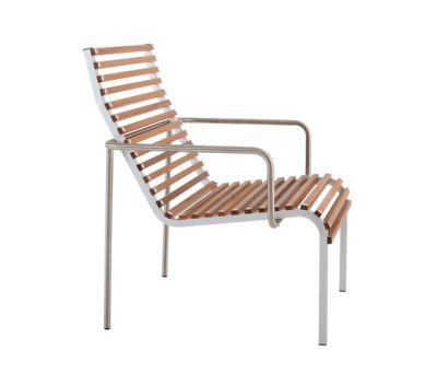 Extempore low chair/footrest by extremis