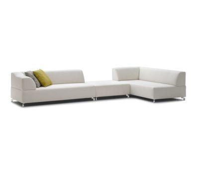 Faya Lobi Corner Sofas by Leolux