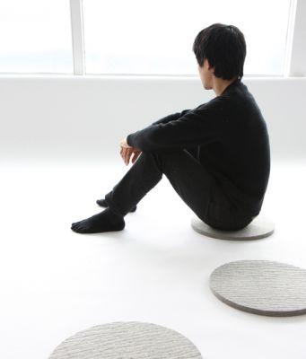 felt disc by molo