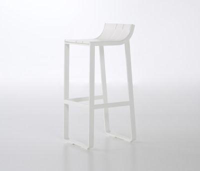 Flat Bar stool by GANDIABLASCO