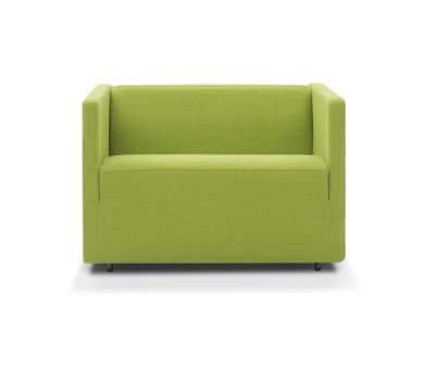 Float high sofa by OFFECCT