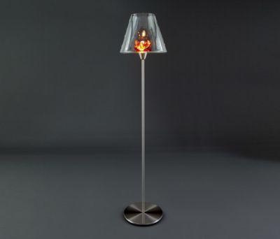 Flower Large - Floor lamp FL 1 by HARCO LOOR