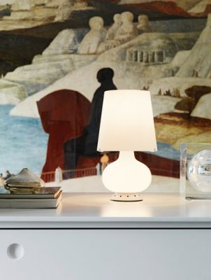 Fontana Table lamp small by FontanaArte