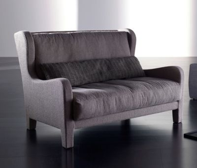 Forrest Soft Love Seat by Meridiani