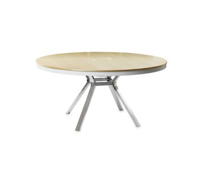 Frame X table by Gärsnäs