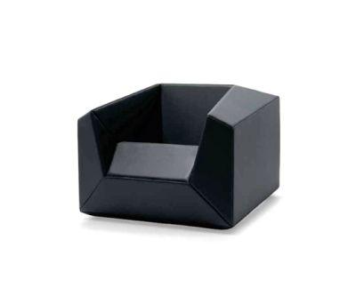 FX 10 Armchair by Neue Wiener Werkstätte