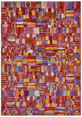 Gabbehs Geometric Quilt Crazy by Zollanvari