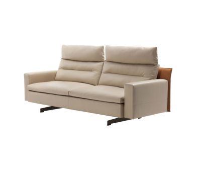 GranTorino Headrest Sofa by Poltrona Frau