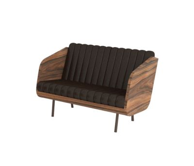 Groove armchair by Stabörd