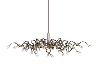 Guirlande oval pendant lamp 20 by HARCO LOOR