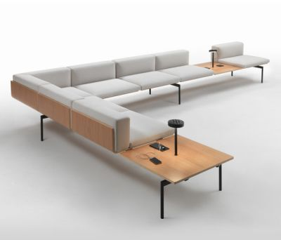 H-Sofa by Giulio Marelli