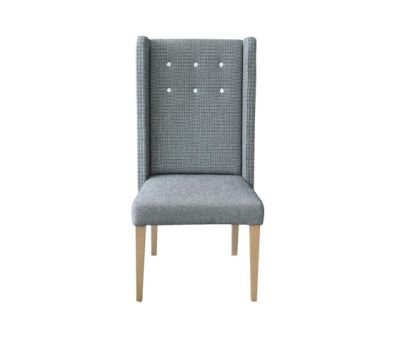 Harper Alto Side Chair by Designers Guild