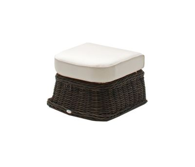 Havana Deep Seating Ottoman by Gloster Furniture
