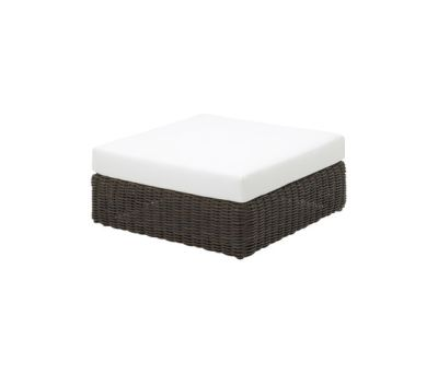Havana Modular Ottoman by Gloster Furniture