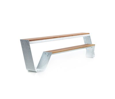 Hopper bench by extremis