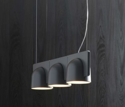 Igloo System Suspension lamp by FontanaArte