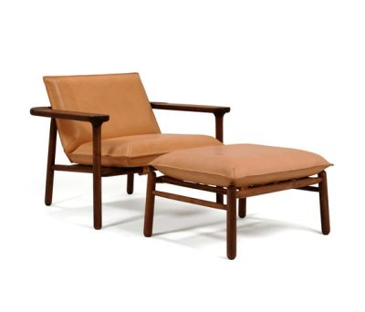 Igman Lounge Chair by Zanat