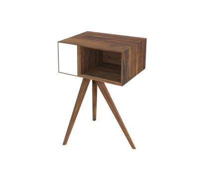 Incunabular Side Table by Invisible City