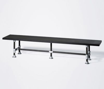Industrie bench by Lambert