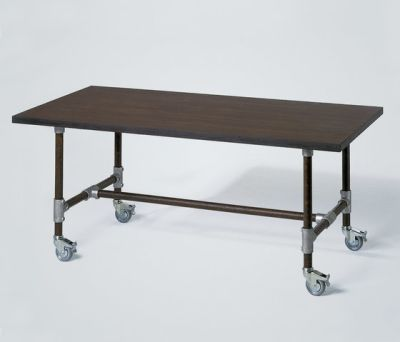 Industrie table by Lambert
