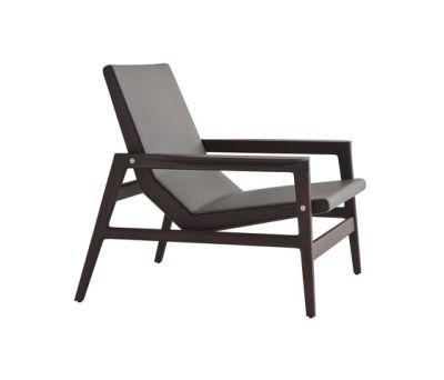 Ipanema armchair by Poliform