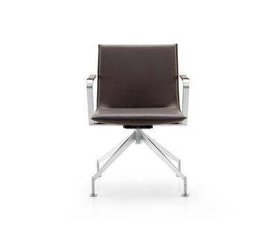 JACK 4-legged chair by Girsberger