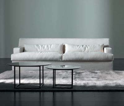 James Slim Sofa by Meridiani