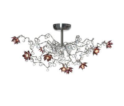 Jewel Diamond Pendant light 3D PL 9 by HARCO LOOR